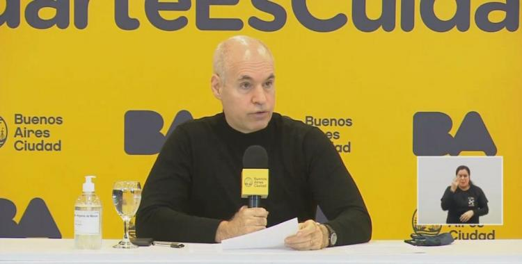 Rodríguez Larreta, sobre la reforma judicial: Requiere un debate más profundo y un consenso más amplio | El Diario 24