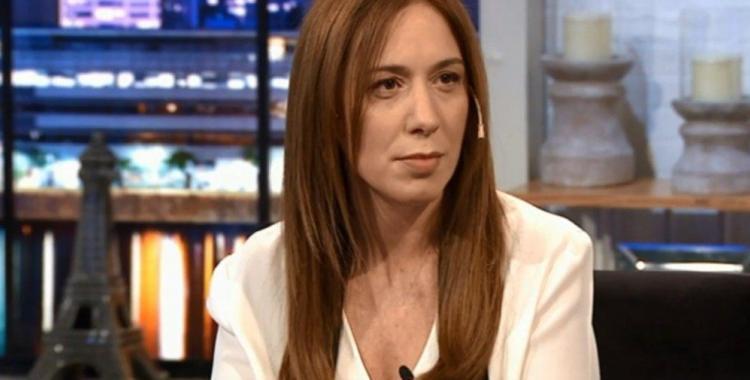María Eugenia Vidal recibió el alta médica tras recuperarse de Coronavirus | El Diario 24