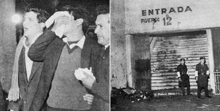 Video: La tragedia de la Puerta 12, cuando más de 70 hinchas de Boca murieron en el Monumental | El Diario 24