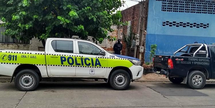 Intentaron robarle a un policía: tiroteo, un asaltante muerto, otro herido y uno prófugo   El Diario 24