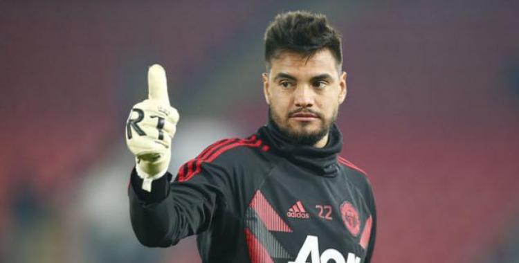Chiquito Romero busca llevar al Manchester a las semifinales | El Diario 24