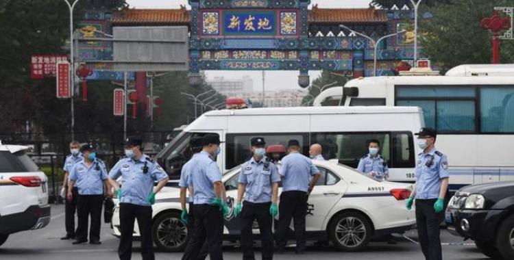 Medio millón de personas en cuarentena estricta en China por un brote de contagios de Covid-19   El Diario 24