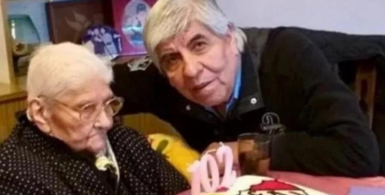 A los 102 años, falleció la mamá de Hugo Moyano | El Diario 24