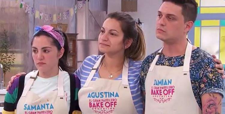 Video: Mirá cómo fue la definición de Bake Off y la despedida de Agustina en las puertas de la final | El Diario 24