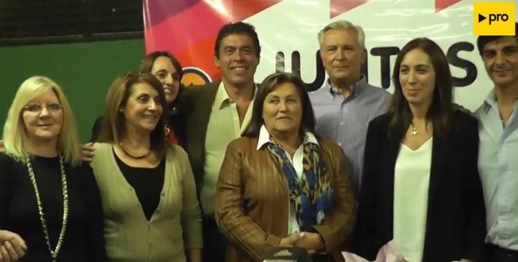 El video de la funcionaria de Macri acusada de espiar a Vidal con la ex gobernadora   El Diario 24