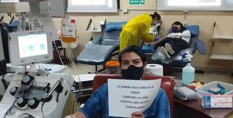 Los hijos del primer enfermero fallecido por coronavirus donaron plasma | El Diario 24