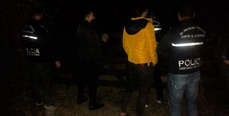 Desalojan fiesta clandestina en un barrio privado y apresan a 13 jóvenes | El Diario 24