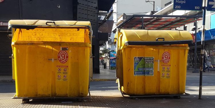 La mugre de la ciudad que la Municipalidad no alcanza a ver | El Diario 24