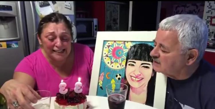 Tití Fernández le dedicó un emocionante video a su hija en el día que hubiera cumplido años | El Diario 24