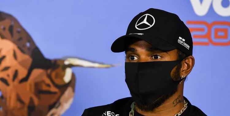 Fórmula 1: Lewis Hamilton largará primero en Austria | El Diario 24