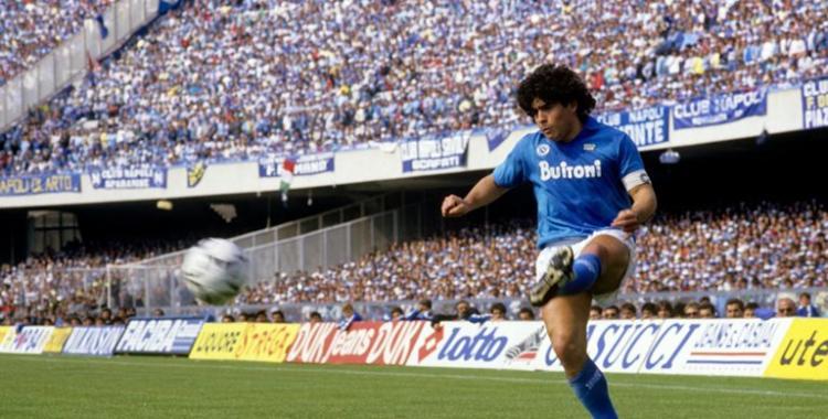 Maradona demandará a Netflix por la realización de una película sobre su vida | El Diario 24