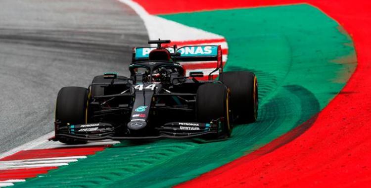 VIDEO: Lewis Hamilton ganó de punta a punta la segunda fecha de la Fórmula 1 | El Diario 24