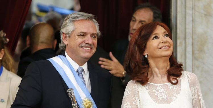 La sutil crítica de Cristina a la idea de Alberto de un acuerdo con empresarios | El Diario 24