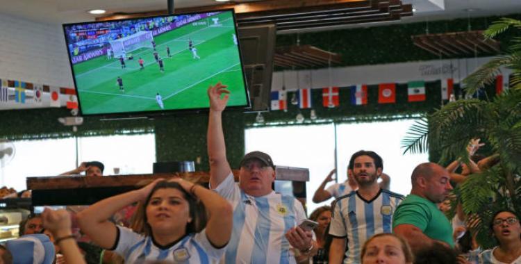 A qué hora se verán en Argentina los partidos del Mundial de Qatar 2022 | El Diario 24