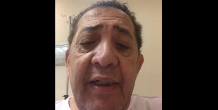 VIDEO: Un preocupado Luis D´Elía grabó un mensaje desde el sanatorio donde está internado por coronavirus | El Diario 24