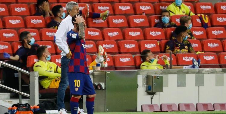 Contra todo pronóstico, Quique Setién continuará en el Barcelona   El Diario 24