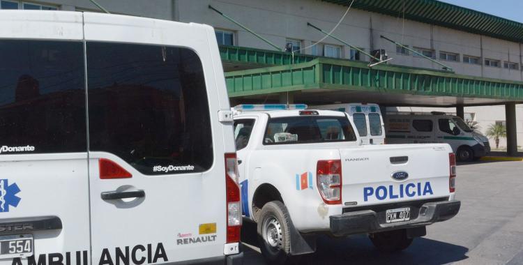 Una mujer y un hombre fueron internados de urgencia tras prenderse fuego con alcohol | El Diario 24