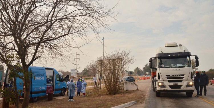 Test rápidos e hisopados: así son los controles en los puntos fronterizos de Tucumán   El Diario 24
