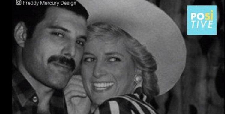 Freddie Mercury y Lady Di pasaron una noche juntos | El Diario 24