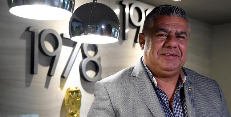 Así fue la charla entre Tapia y Ginés sobre la vuelta del fútbol | El Diario 24