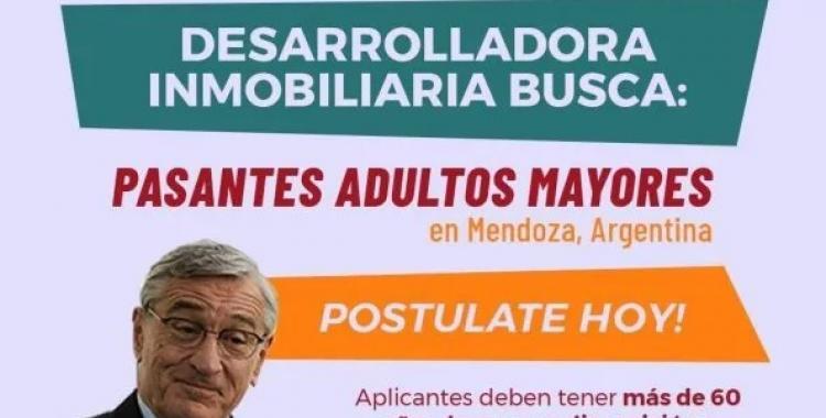 Una empresa pidió pasantes mayores de 60 y recibió más de 900 postulantes   El Diario 24