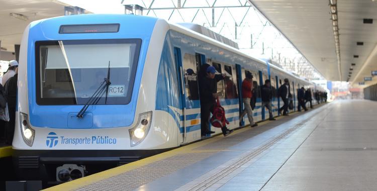 En Buenos Aires ya es obligatorio usar una app para viajar en tren | El Diario 24