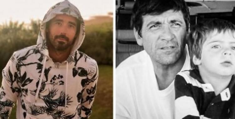 El profundo mensaje de Nacho Viale para despedir a Marcos Gastaldi, ex de su madre | El Diario 24