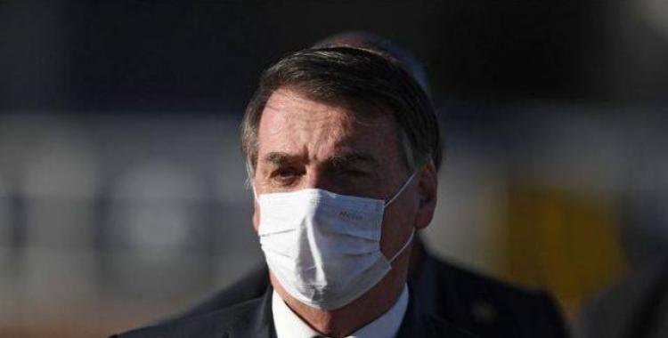 Jair Bolsonaro dio positivo al test de coronavirus por tercera vez   El Diario 24