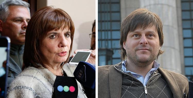 Salía borracha: la oposición repudia los dichos de Leandro Santoro contra Bullrich | El Diario 24