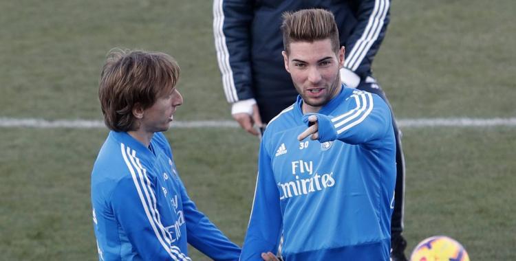 Grande, pá: Real Madrid no renovará el contrato del hijo de Zidane | El Diario 24