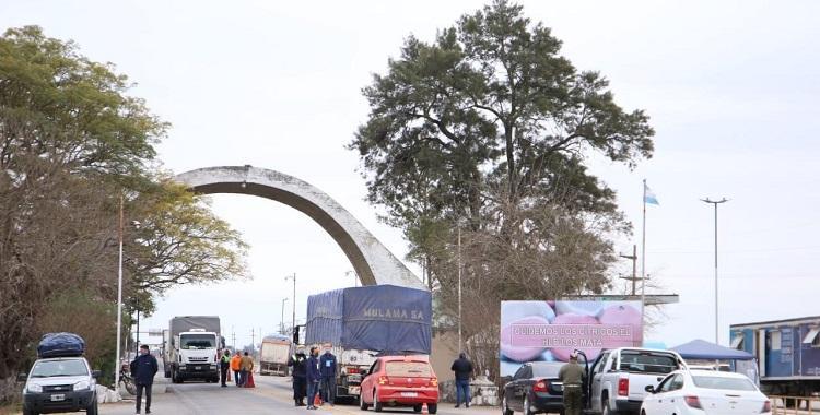 Liberan a 17 camioneros que estaban demorados por violar controles en Tucumán | El Diario 24