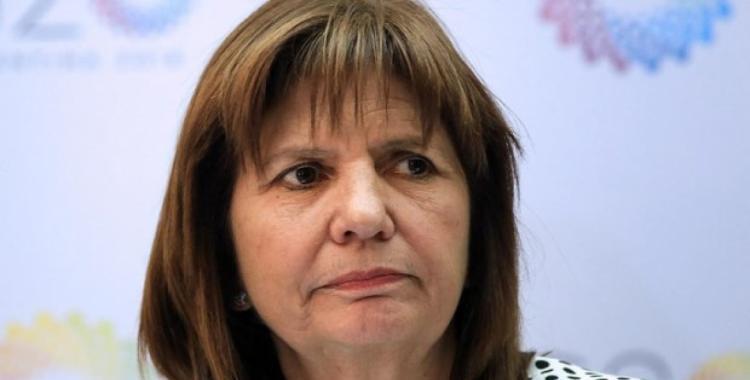 Patricia Bullrich respaldó a vecinos de Pilar y dijo que el caso Báez refleja el hastío por la impunidad | El Diario 24