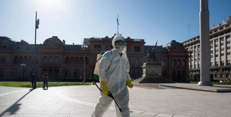 Contagios en Casa Rosada: varios trabajadores dieron positivo para coronavirus | El Diario 24