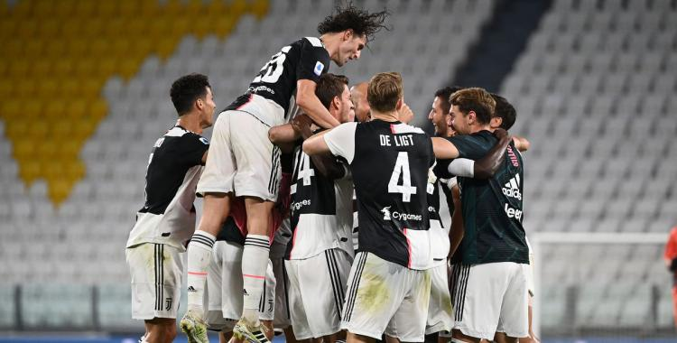 Juventus, campeón récord con Cristiano como goleador   El Diario 24
