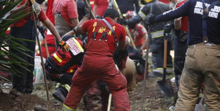 Dolor por la muerte de un niño que cayó en un pozo de casi 80 metros en un parque | El Diario 24