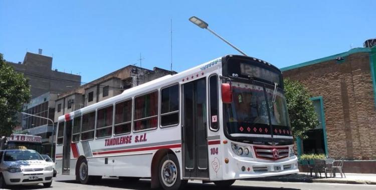 Tucumán tendrá servicio de colectivos, al menos hasta el jueves | El Diario 24