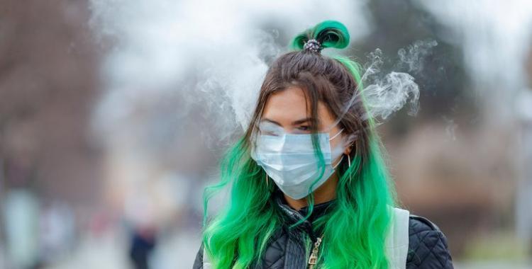 Un alto porcentaje de las víctimas de Covid-19 era fumadores  o usaban cigarrillos electrónicos   El Diario 24