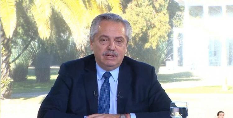 Fernández dijo que en el AMBA hubo cinco contagios por manzana   El Diario 24