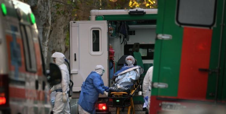 Alarmante: Argentina llegó a las 3.200 víctimas por coronavirus con brotes en varias provincias | El Diario 24