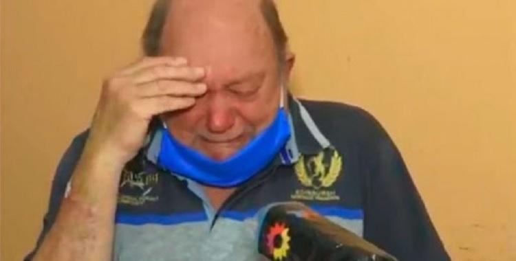 Liberaron a Jorge Ríos, el jubilado que mató a un ladrón en Quilmes | El Diario 24