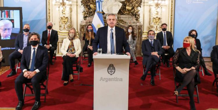 Alberto Fernández presentó el proyecto de reforma judicial con críticas al macrismo | El Diario 24