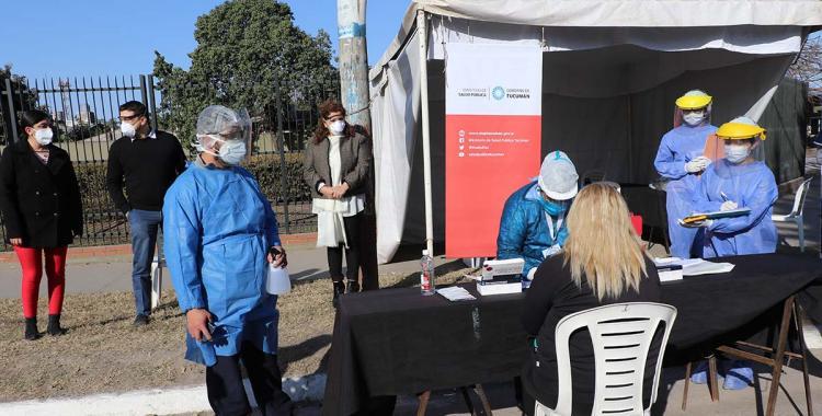 Sin freno: Tucumán suma nuevos casos de coronavirus en Lastenia este miércoles | El Diario 24
