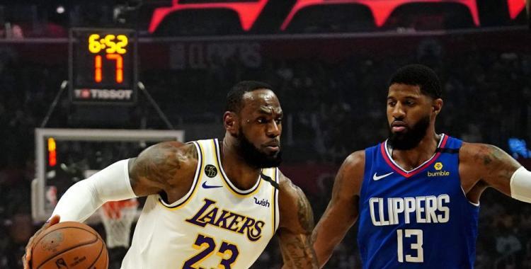 Con dos partidazos, regresa hoy la NBA | El Diario 24