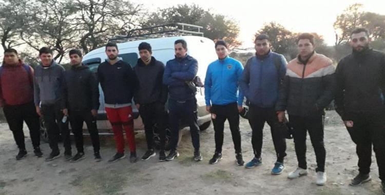 Diez trabajadores golondrinas y un chofer tucumano intentaron ingresar de forma ilegal a Santiago | El Diario 24