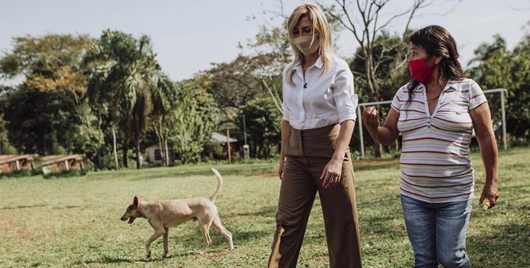 Fabiola Yáñez dijo cacica a un mujer rural y se volvió tendencia en twitter | El Diario 24