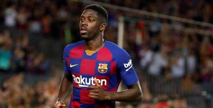 Barcelona pone a la venta a Ousmane Dembélé   El Diario 24