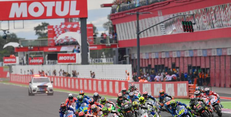La peor noticia para los amantes del MotoGP en Argentina y toda sudamérica   El Diario 24