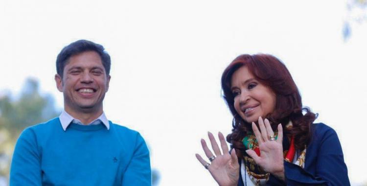 Axel tiene razón, se nota mucho, Cristina Kirchner habló de los mensajes anticuarentena | El Diario 24
