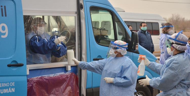Tucumán cierra el martes con más casos de coronavirus | El Diario 24