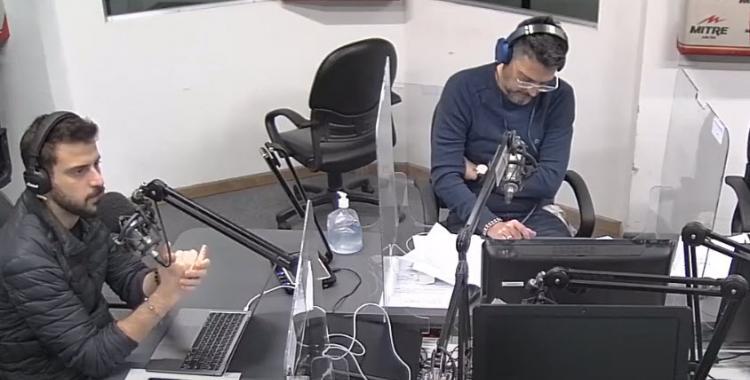 VIDEO Diego Leuco: Están queriendo inventar que yo festejé la cantidad de contagios   El Diario 24